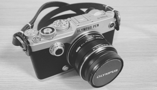 OLYMPUS PEN-Fを2台買った!カメラ熱再び!